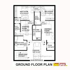 house plan for 30 feet by 40 feet plot plot size 133 square yards gharexpert com