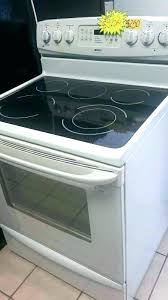 gas stove top with griddle. Electric Stove Top With Griddle Flat Glass Gas 2 Burner Brands White