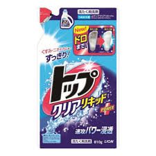 Жидкое <b>средство для стирки</b> LION <b>TOP</b> Сила ферментов, 810 гр ...