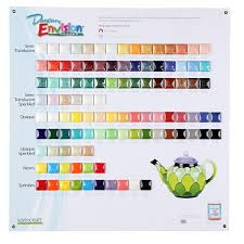 Duncan Concepts Color Chart Color Charts Carols Carousel Creations