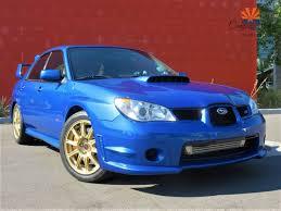 2007 Subaru Impreza WRX   Canyon State Classics