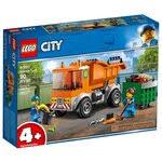 <b>Конструктор</b> LEGO City 60118 Мусоровоз