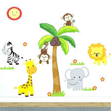 jungle wall stickers jungle theme wall decals jungle theme fabric wall decal jungle theme wall stickers