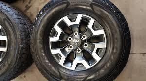 Toyota Tacoma TRD Off-Road Wheels + Tires - Extreme Wheels