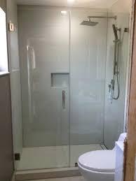 paint shower door frame cost of shower door installation experience cost of shower door installation install
