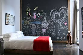 ideas for painting bedroom21 Creative Accent Wall Ideas for Trendy Kids Bedrooms