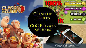 Clash Of Lights Apk Latest Version Clash Of Lights Apk Download 2020 Latest Best Coc Servers How To Install Free Guide