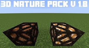 3d texture packs 3d nature resource pack 9minecraft net