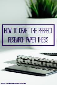 thesis driven research paper example learning thesis driven research paper example
