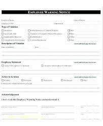 Written Warning Template For Attendance Final Uk Sample Letter