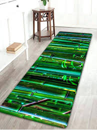 forest green rug las bamboo forest print flannel rug green inch inch forest green bathroom rugs