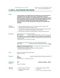Resume Samples For Nurses Nurses Resume Samples Nursing Resume ...