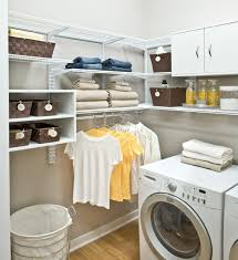 Organized Living freedomRail Laundry Room traditional-laundry-room