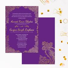 purple and gold wedding invitations, indian wedding invitations Wedding Invitations On The High Street purple and gold wedding invitations, indian wedding invitations gold, wedding invitation sets in gold, indian wedding invites, a5 wedding invitations not on the high street