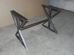 Steel Dining Table Base Images Dining Table Ideas