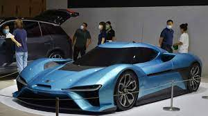 Nio stock: Chinese electric car maker ...