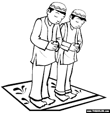 Small Picture Ramadan Online Coloring Pages Page 1