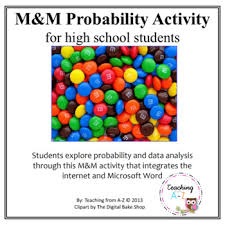 M M Probability Web Project For High School Students By Teaching