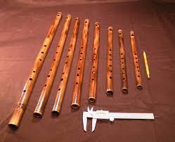 Bamboo Flute Design Flute Making Windwood Flutes