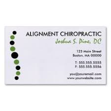12 Best Chiropractic Business Card And Logo Ideas Images Business