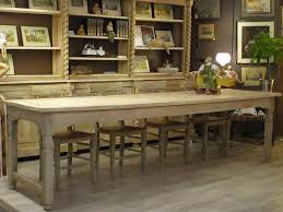 modern farmhouse table. Large French Farmhouse Table Rustic Kitchen Dining Fast Shipping Refectory Ten Seater Modern