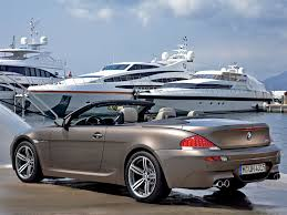 2007 BMW M6 Convertible Pictures, History, Value, Research, News ...