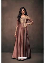 Satin Silk Dress Designs Indian Ethnic Wear Online Store