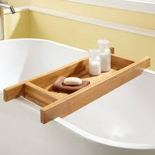12 photos gallery of practical and stylish bathtub caddy