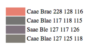 An Ai Invented A Bunch Of New Paint Colors That Are