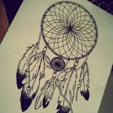 Pictures Of Dream Catchers To Draw Tumblr Drawing Cat kids drawing coloring page Projects to Try 40