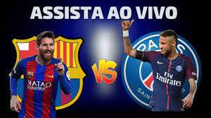 Como Assistir Barcelona x PSG ao Vivo pelo Celular: Liga dos Campeões 2021  #Shorts - YouTube