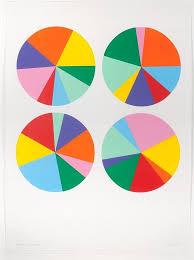 Rainbow Pie Chart Rainbow Pie Charts Colour Palettes Pie Charts Color