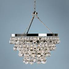 robert abbey bling chandelier large