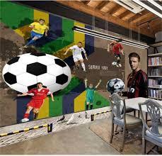 Behang Kinderkamer Voetbal Moderne Huizen