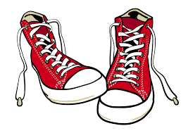 converse shoes clipart. converse shoes free vector clipart o
