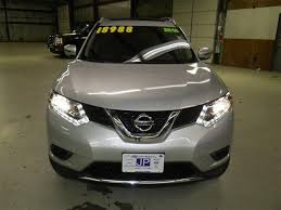2016 nissan rogue vehicle photo in peru il 61354