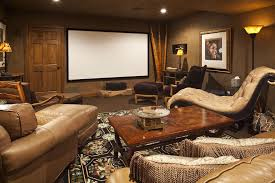 dark media room. Media Room Home Theater Eclectic With Dark Colors Contemporary Tissue Box Holders