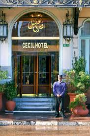 Weeks later, after disappearing, her body was discovered in the hotel's rooftop water. Steigenberger Cecil Hotel 4 Hrs Star Hotel In Alessandria Al Iskandariyah