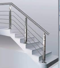 Stainless Steel Staircase Design Kerala Staircase Railing Designs For Your  Home Isc With Wondrous Stainless Steel