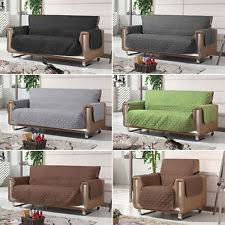 sofa pet covers. Quilted Sofa Couch Cover Throw Settee Dog Pet Protector Water Resistant Covers