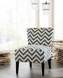 Blue Pattern Accent Chair Cool Ravity Blue Accent Chair Chairs Bescheinen Furniture