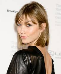 blunt ends and bangs are actually incredibly flattering for those with fine hair but once again it s important to