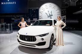Maserati Auto Designer 2016 New York Auto Show Maserati Levante Pursuitist