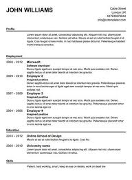 Build Resume Online Free Create Free Resume Cv Online With Neat Design  Beautiful Build A Resume