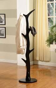 Black Coat Rack Stand Delectable Kings BRAND Black Finish Wood Coat Rack Stand 32day Ship EBay