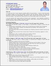 Tester Resumes Manual Testing 3 Years Experience Sample Resumes Inspirational 3