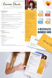 Original Resume Template 100 Best 100's Creative ResumeCV Templates Printable DOC 68