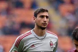 L'esordio di Donnarumma con il Milan a ...