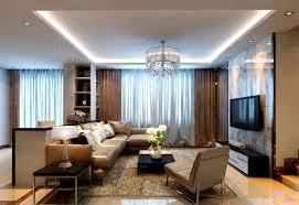 Modern Living Room Curtains Modern Style Living Room 1927