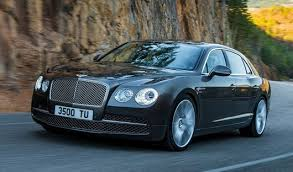 2018 bentley continental flying spur